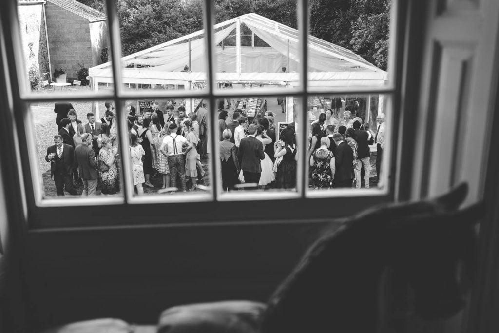 Barff House Wedding